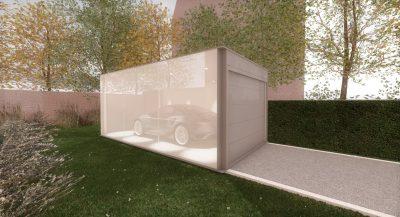 Garage MCK architectuur
